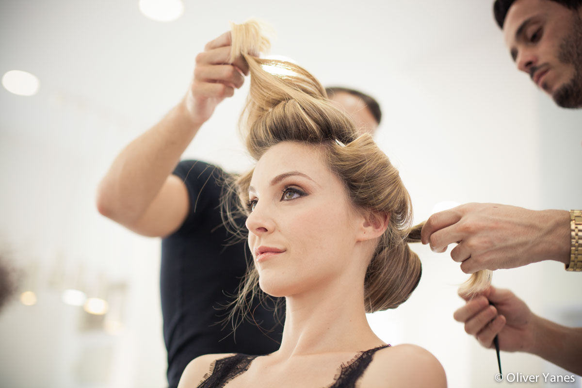 Miradas ganadoras con peinados de peluquería Imagen De Tendencias De Color De Pelo - Peinado-de-boda-en-peluquería-Cool 2   Peluquería, belleza ...